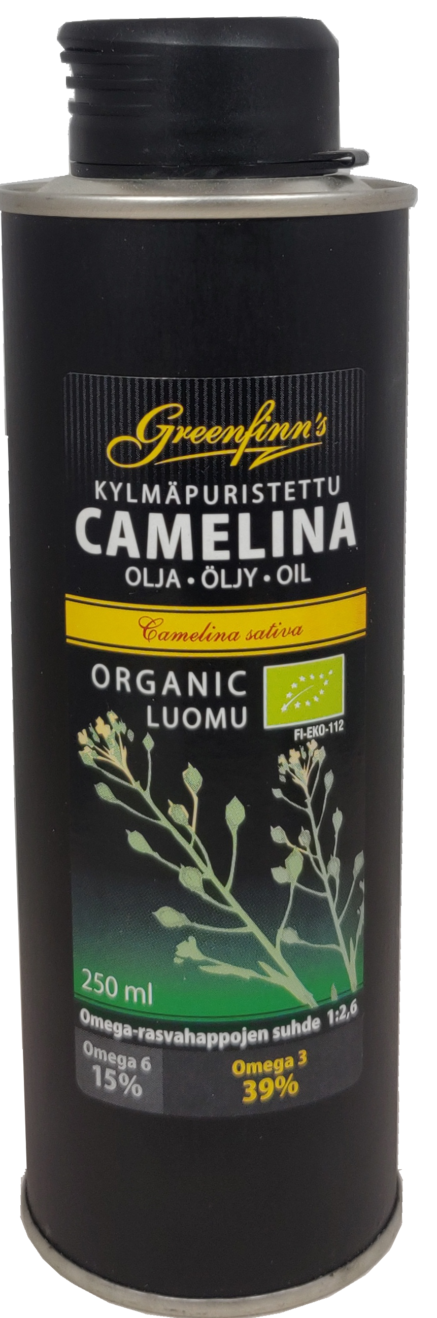 Camelina öljy