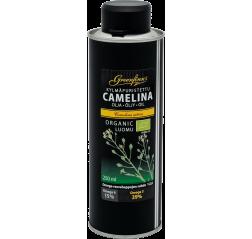 Camelina öljy 250ml-LUOMU Tuotekuva