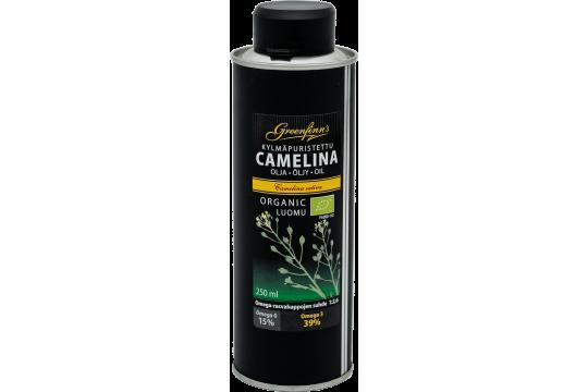 Camelina öljy 250ml-LUOMU