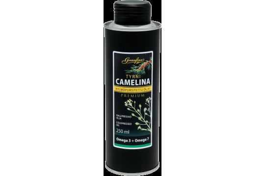 Camelina-Tyrni öljy 250ml