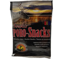 Poro Snacks 30g -poron kuivaliha ME:30 Tuotekuva