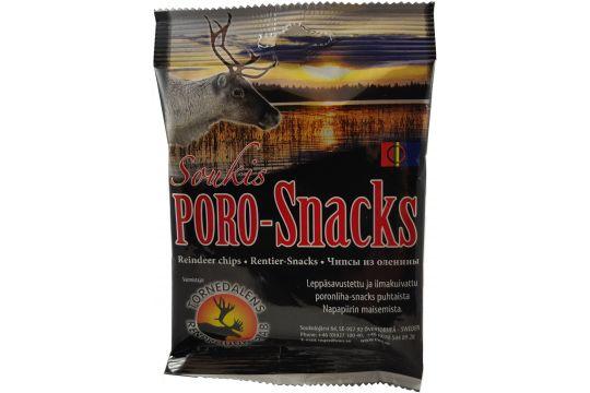 Poro Snacks 30g -poron kuivaliha ME:30