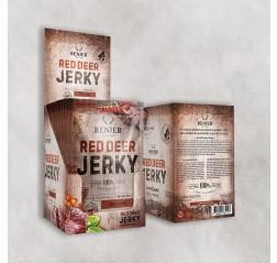 RED DEER JERKY -CHILI LIME -saksanhirven kuivaliha Renjer 25 g ME:12 Tuotekuva