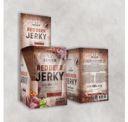 RED DEER JERKY -CHILI LIME -saksanhirven kuivaliha Renjer 25 g ME:12-thumbnail